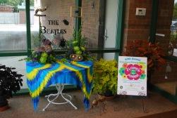 2017 Flower Show Entrance