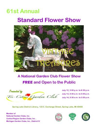 2018 Flower Show