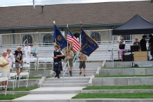 Blue and Gold Star Memorial July 27, 2018
