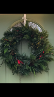 Wreath by Lynn Smith