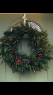 Wreath by Lynn Smith