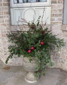 Porch Pot by Terri Saltsman